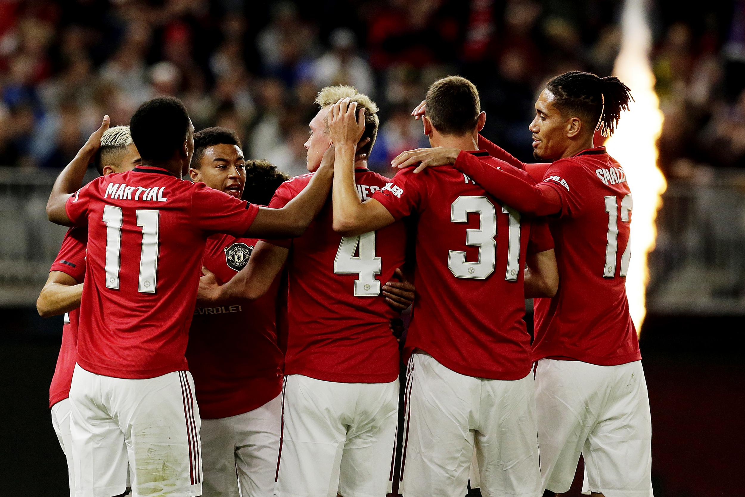 Manchester United vs Leeds player ratings: Aaron Wan-Bissaka and Marcus Rashford impress in win