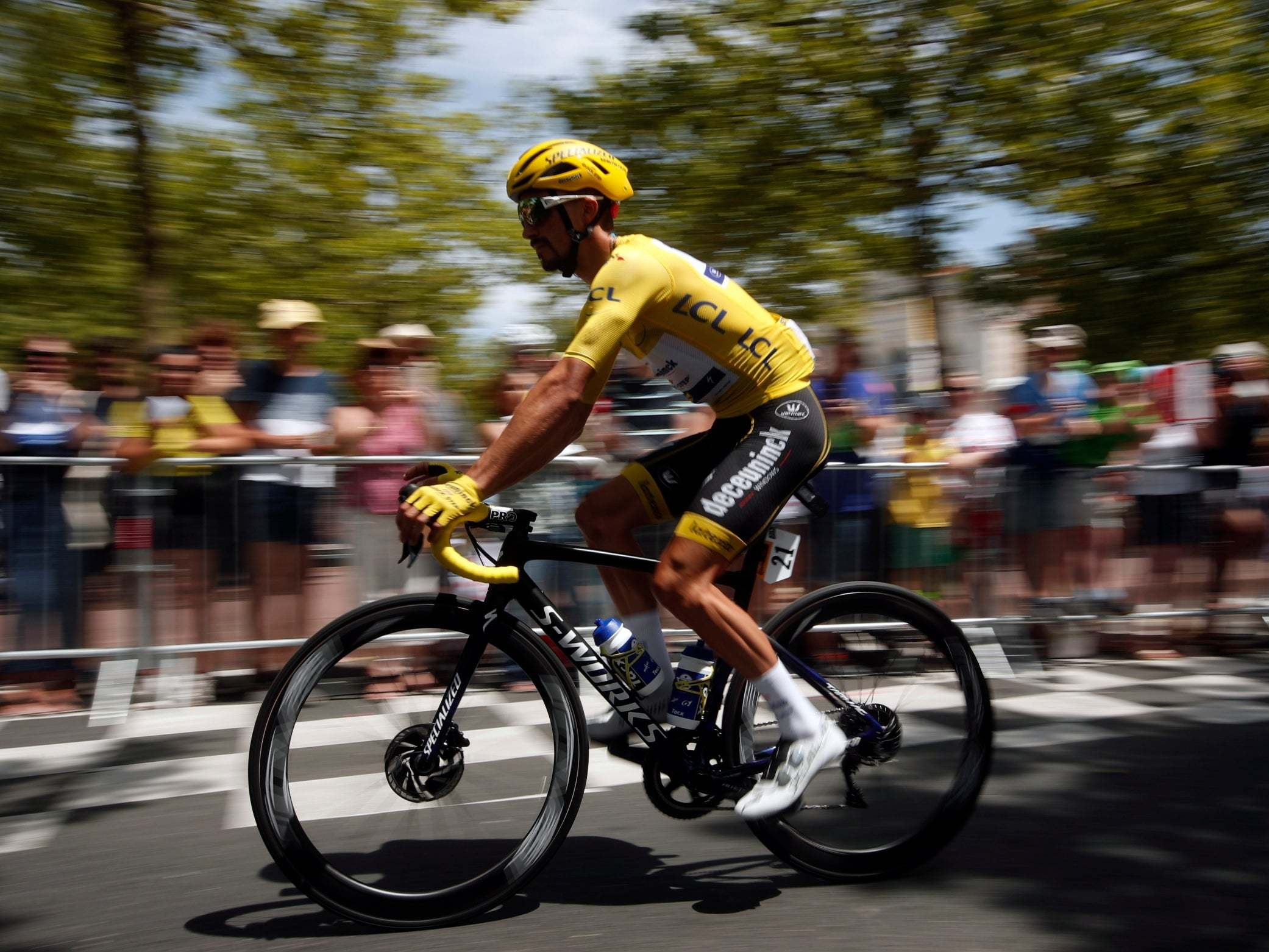 Tour de France LIVE: Stage 11 updates and tracker on route to Toulouse as race heads for bunch sprint