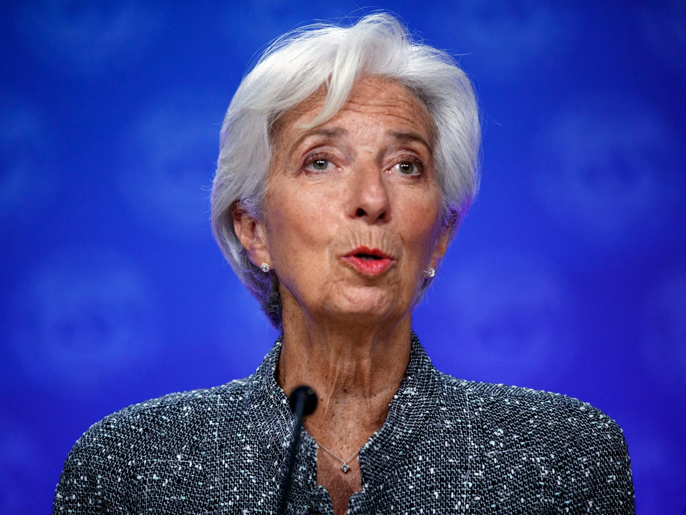 Christine Lagarde was the first woman to lead the IMF, but that doesn't mean she should be admired