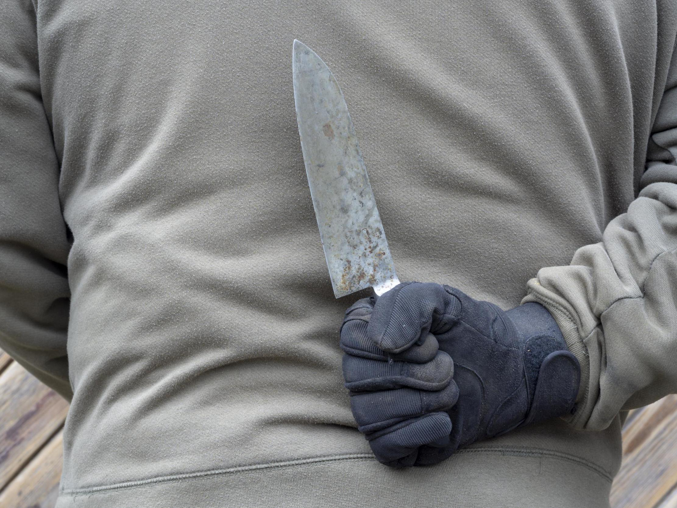 Knife crime: Children as young as four among hundreds caught with blades at school