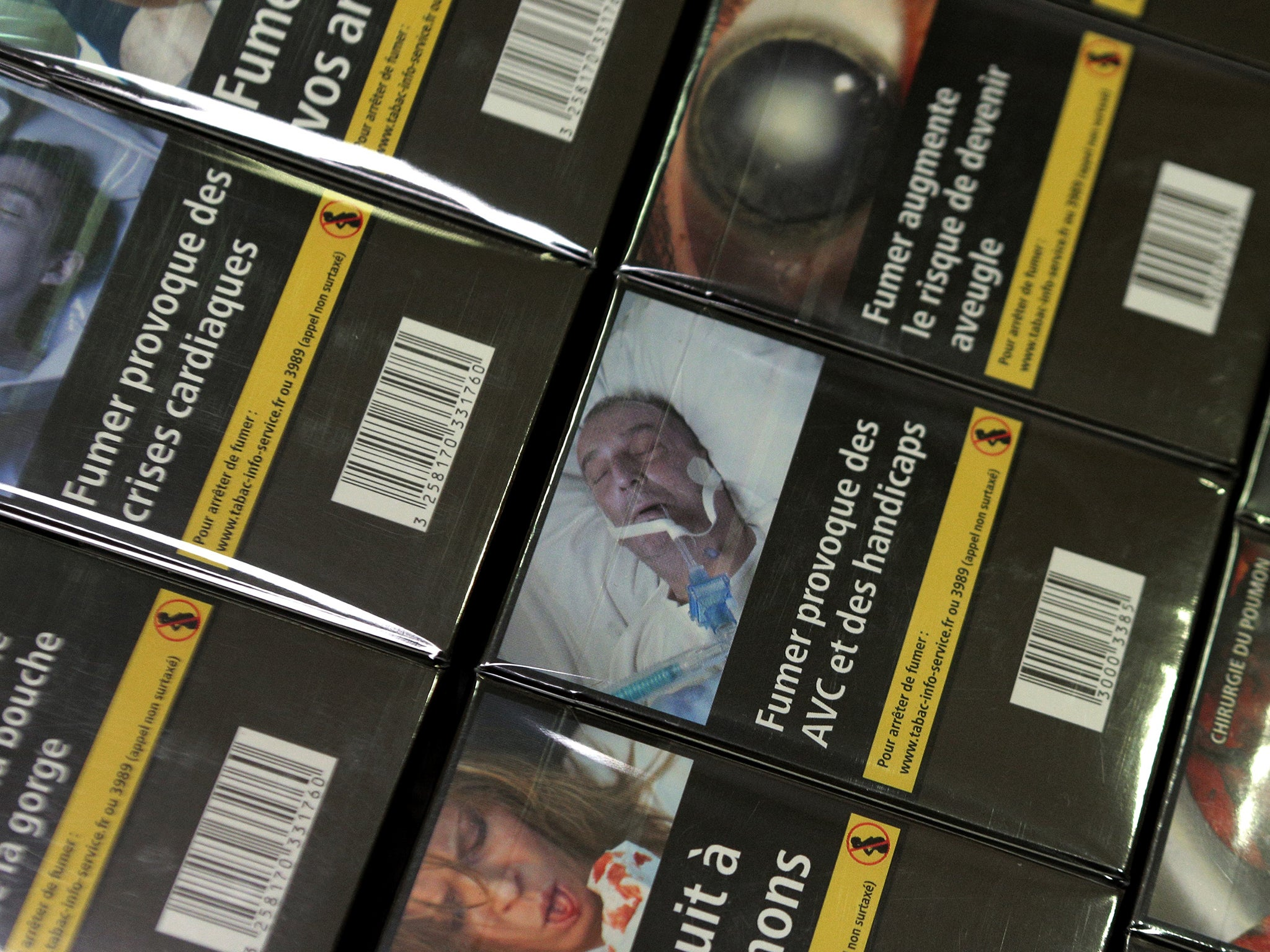 cigarettes - latest news, breaking stories and comment - The Independent