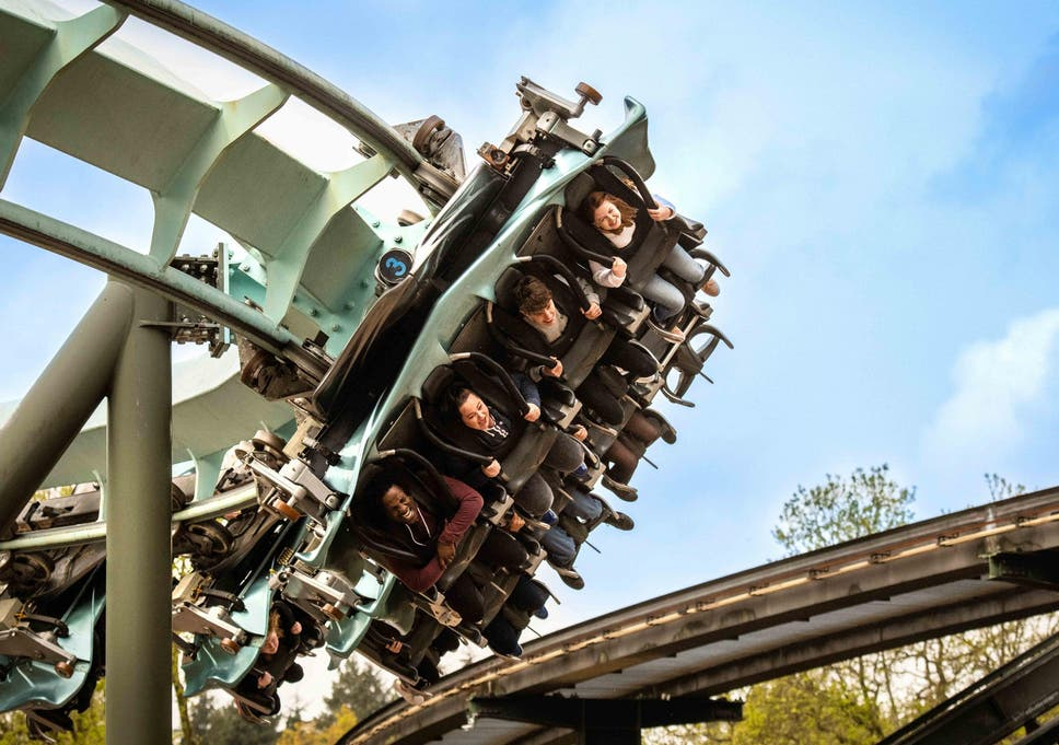 The UK's best theme parks to visit this summer | The Independent