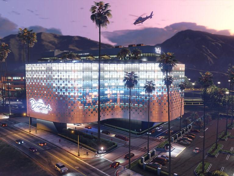 GTA 5 online casino update sees free in-game money scams