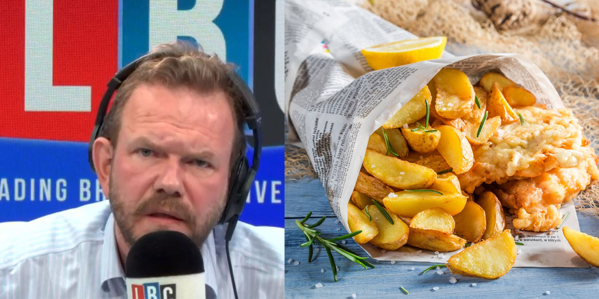 Brexiteer wants to leave EU so she can 'eat fish and chips from a newspaper again'