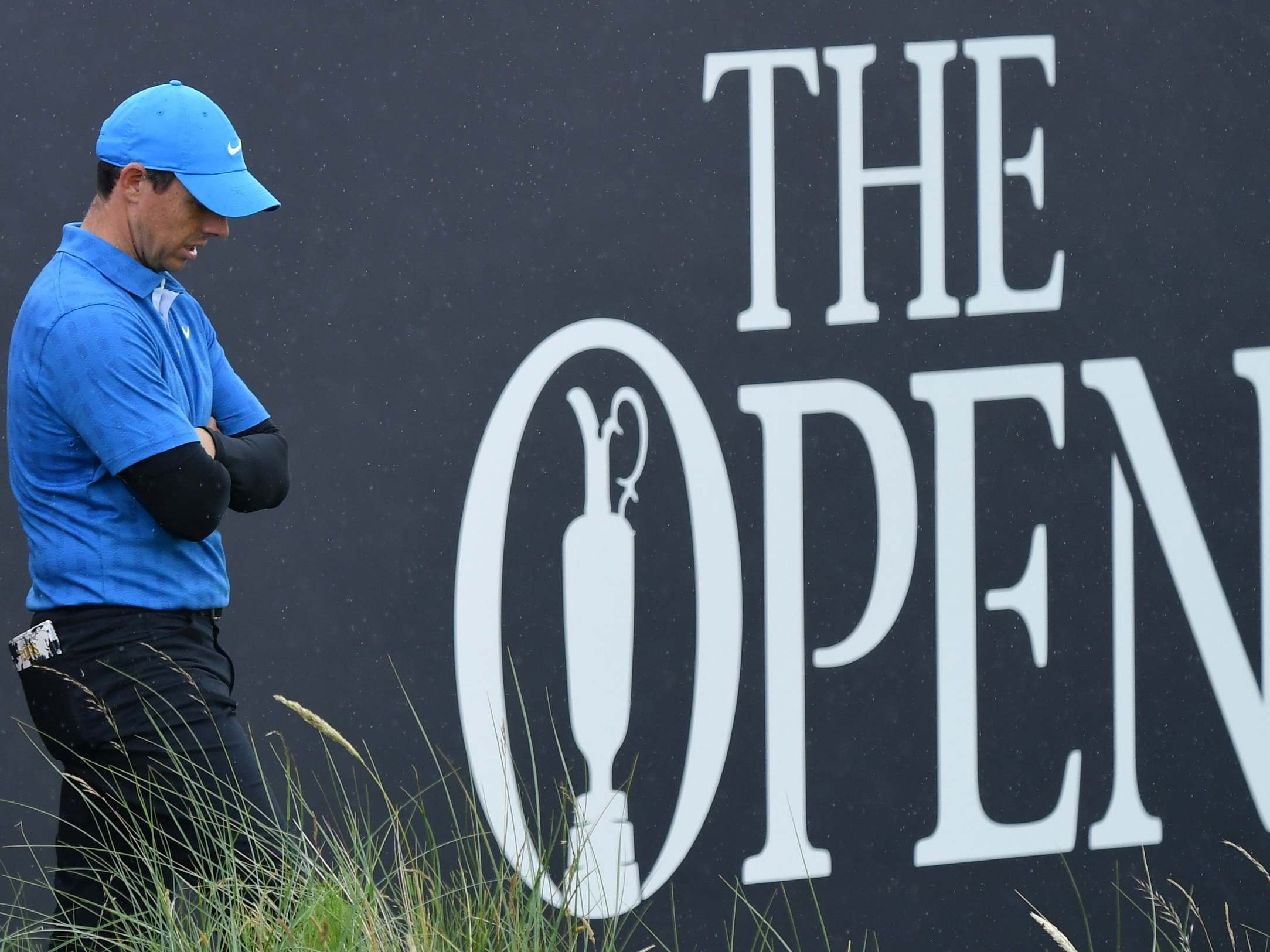 The Open 2019: Rory McIlroy left anywhere but home as miserable meltdown leaves him chasing the world