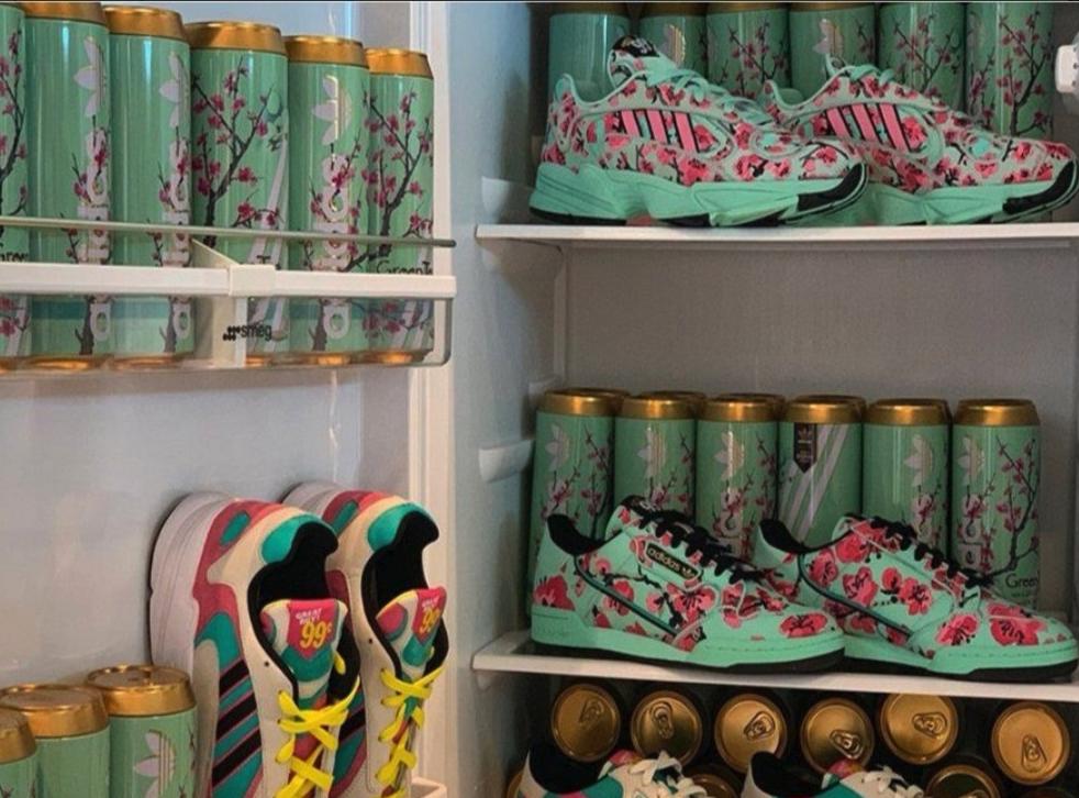 Adidas x AriZona iced tea pop-up shut down by NYPD