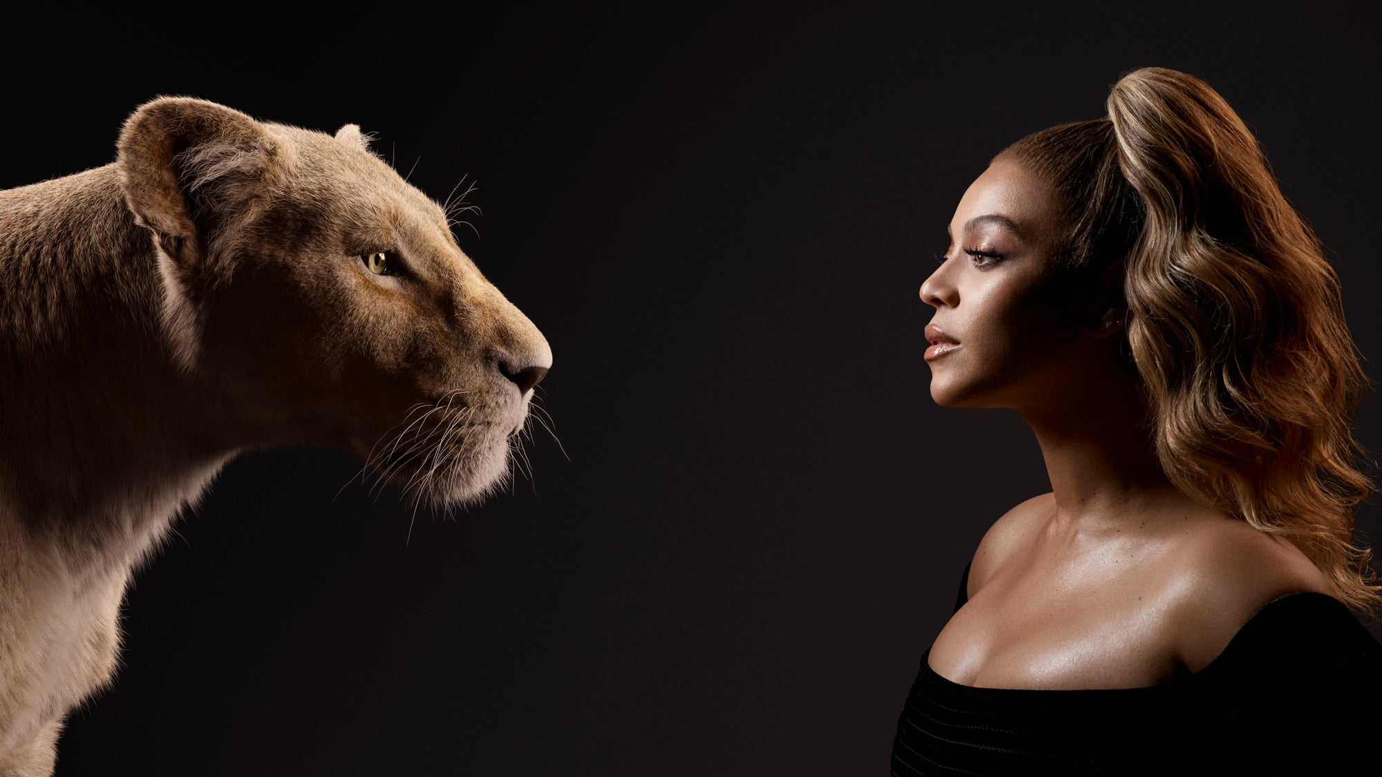 Beyonce releases The Lion King album The Gift with Wizkid