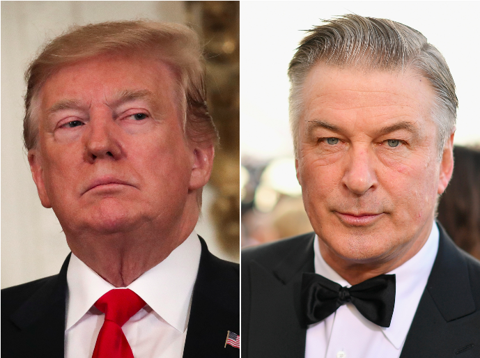 Alec Baldwin calls Donald Trump's presidency 'a chronic condition' that makes Americans want to 'throw up'
