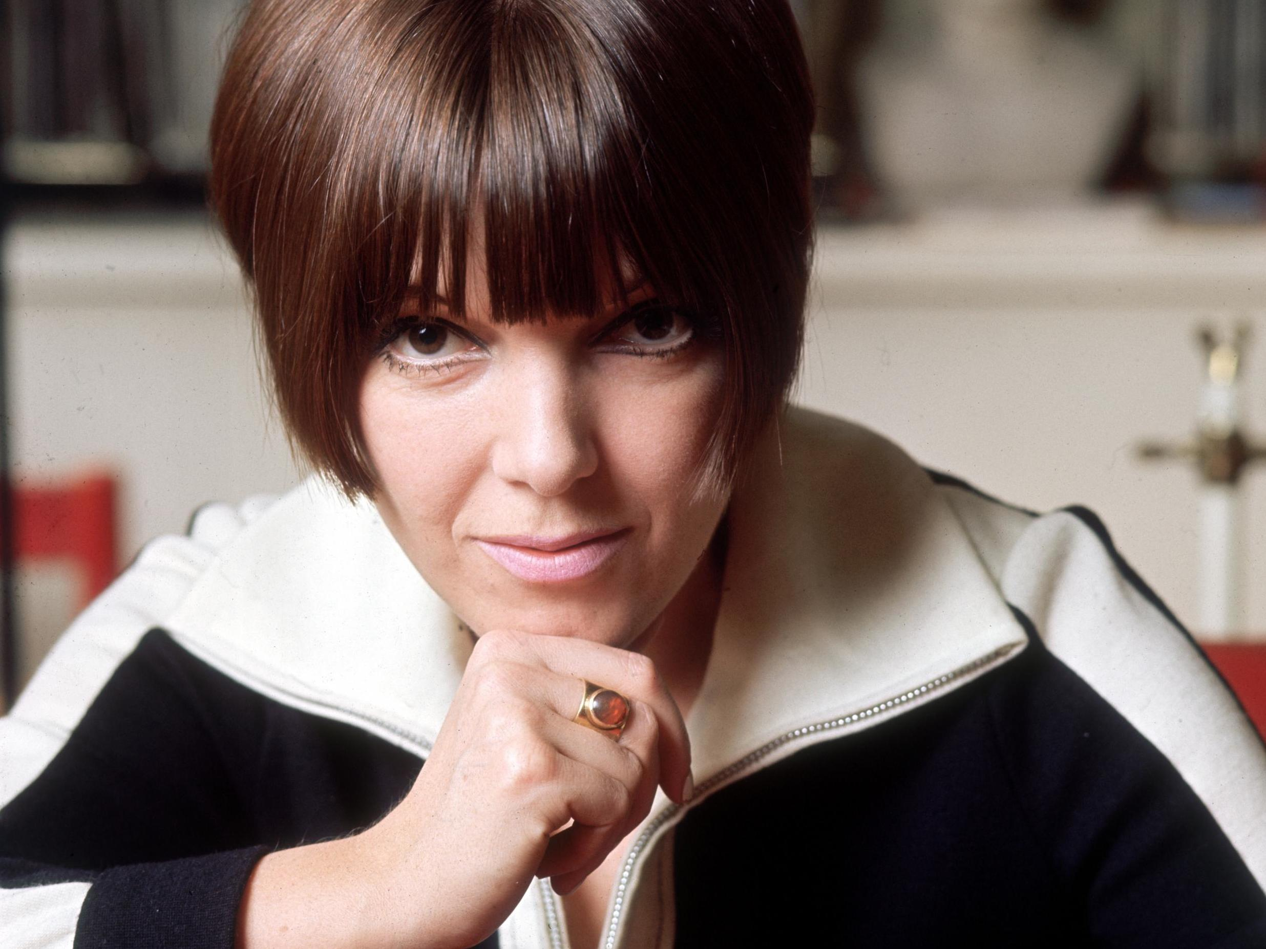 Fashion designer Mary Quant to receive lifetime achievement award