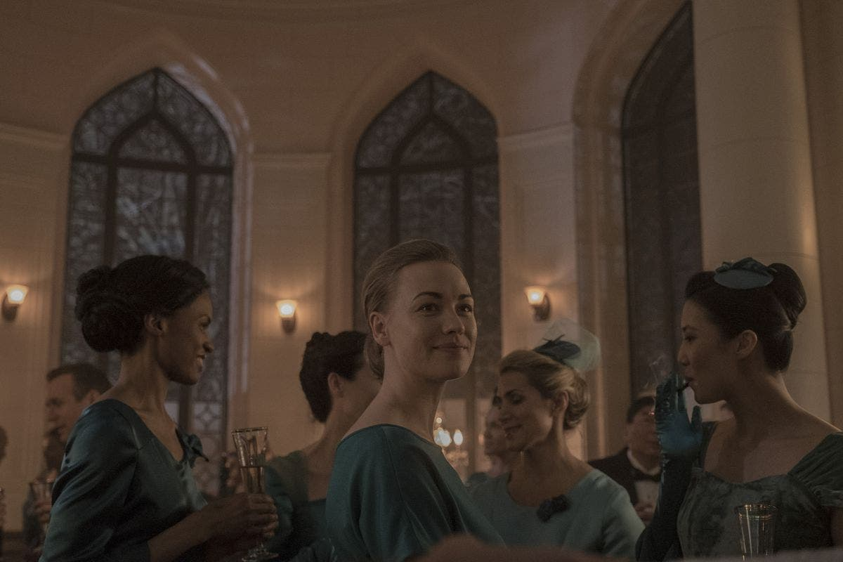 The Handmaid S Tale Review Season 3 Episode 7 In Gilead The Horrors Are Eye Catching As Well As Stomach Churning The Independent The Independent