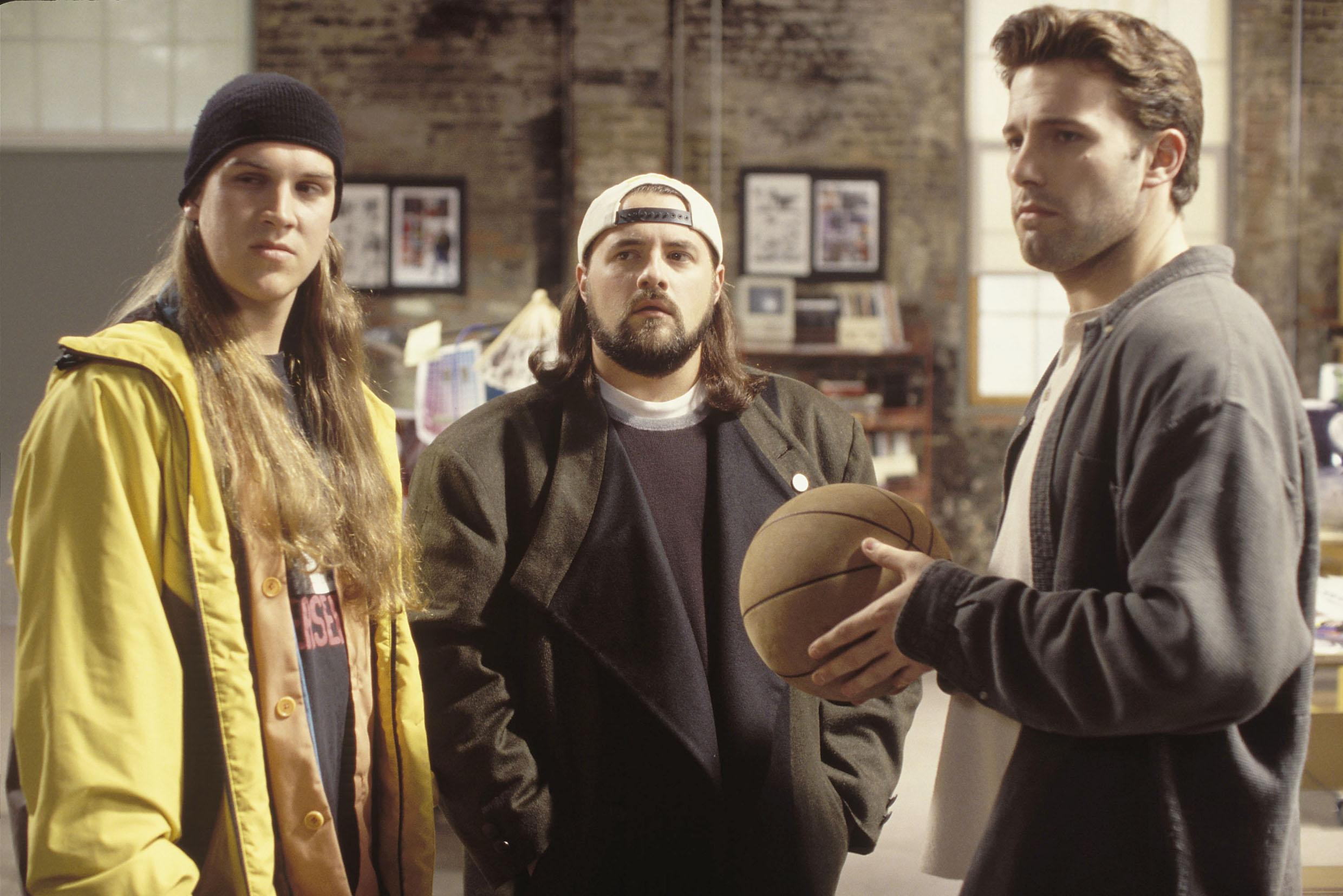Jay and Silent Bob Reboot trailer: Matt Damon and Ben Affleck among comedy's guest stars
