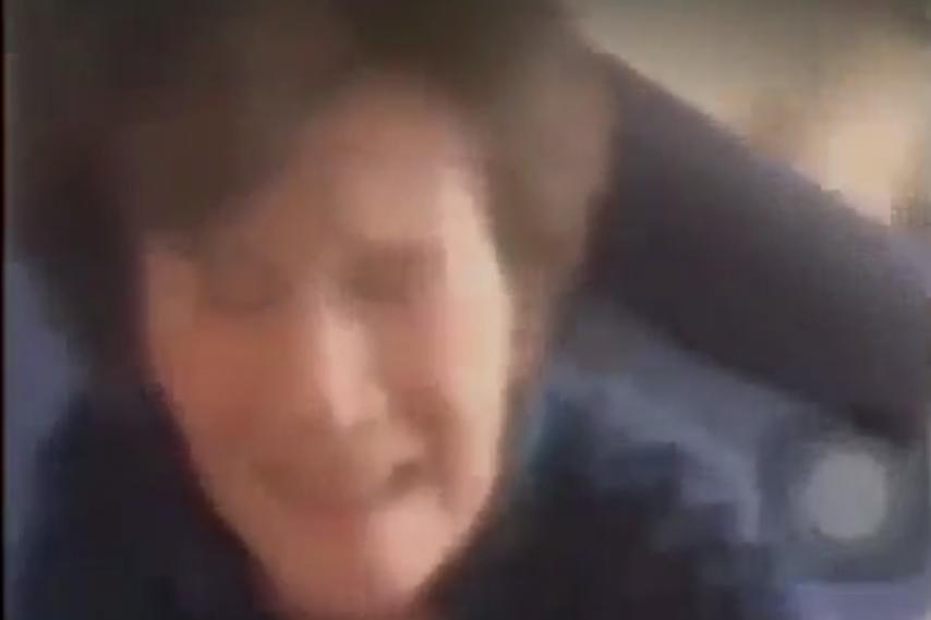 Instagram video of elderly patient being abused by healthcare worker…