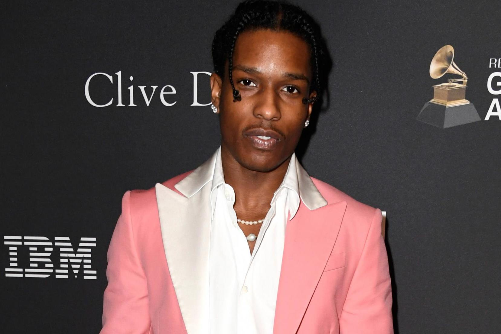 Trump says he's trying to help A$AP Rocky after rapper ordered to re…