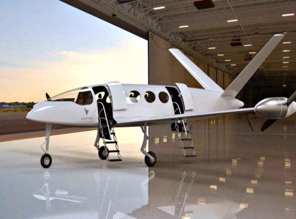 Will electric jets be the transport of the future?