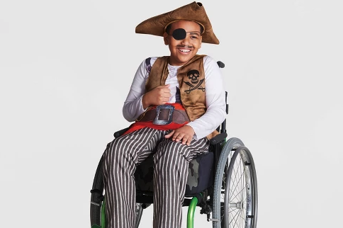 Target launches Halloween costumes for children with disabilities