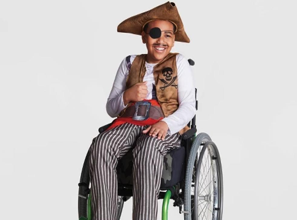 Target unveils adaptive Halloween costumes (Target)