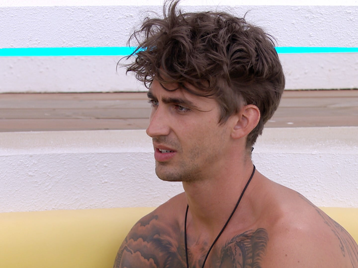 Love Island: Chris sparks confusion online with discussion of the 'A…