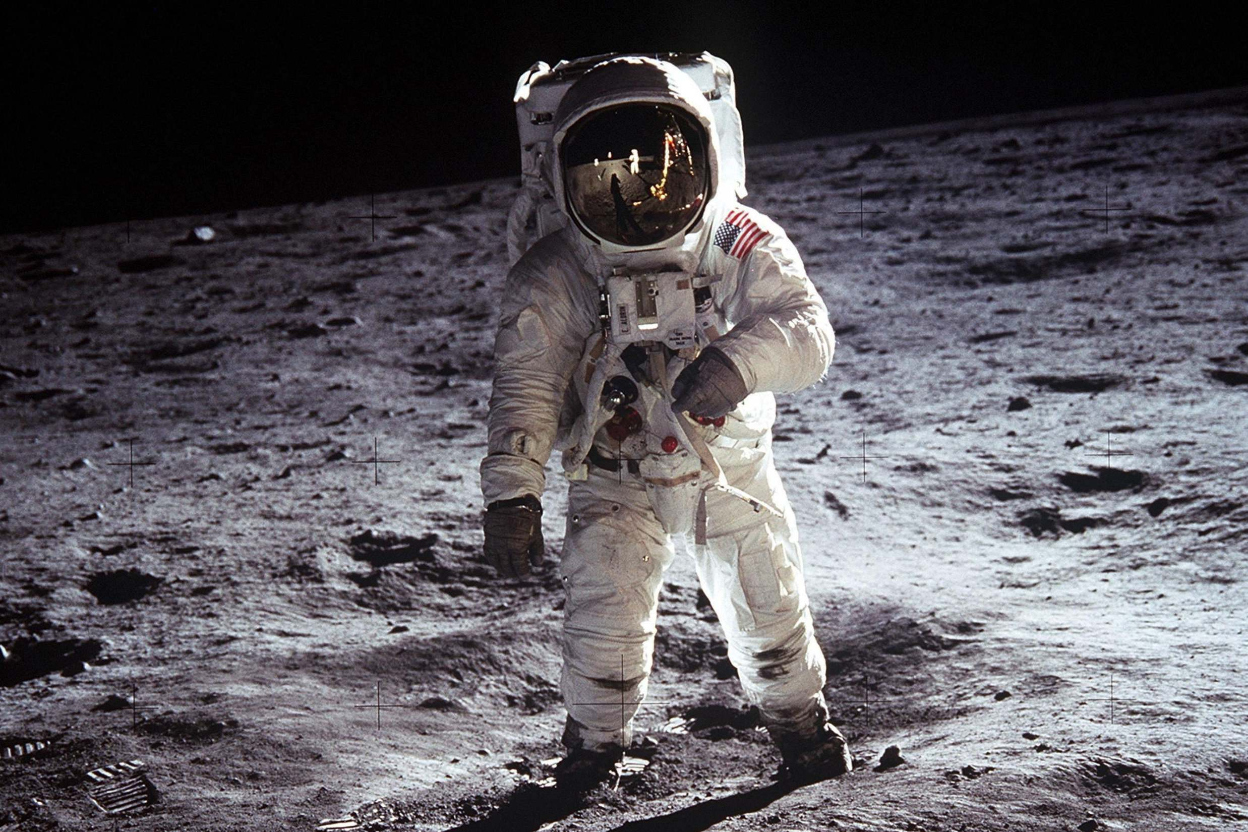 I despair over how little has changed in the world since the moon landing