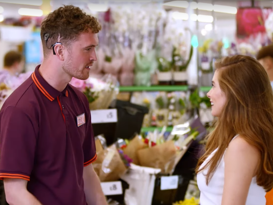 Sainsbury's runs first sign-language supermarket in the UK