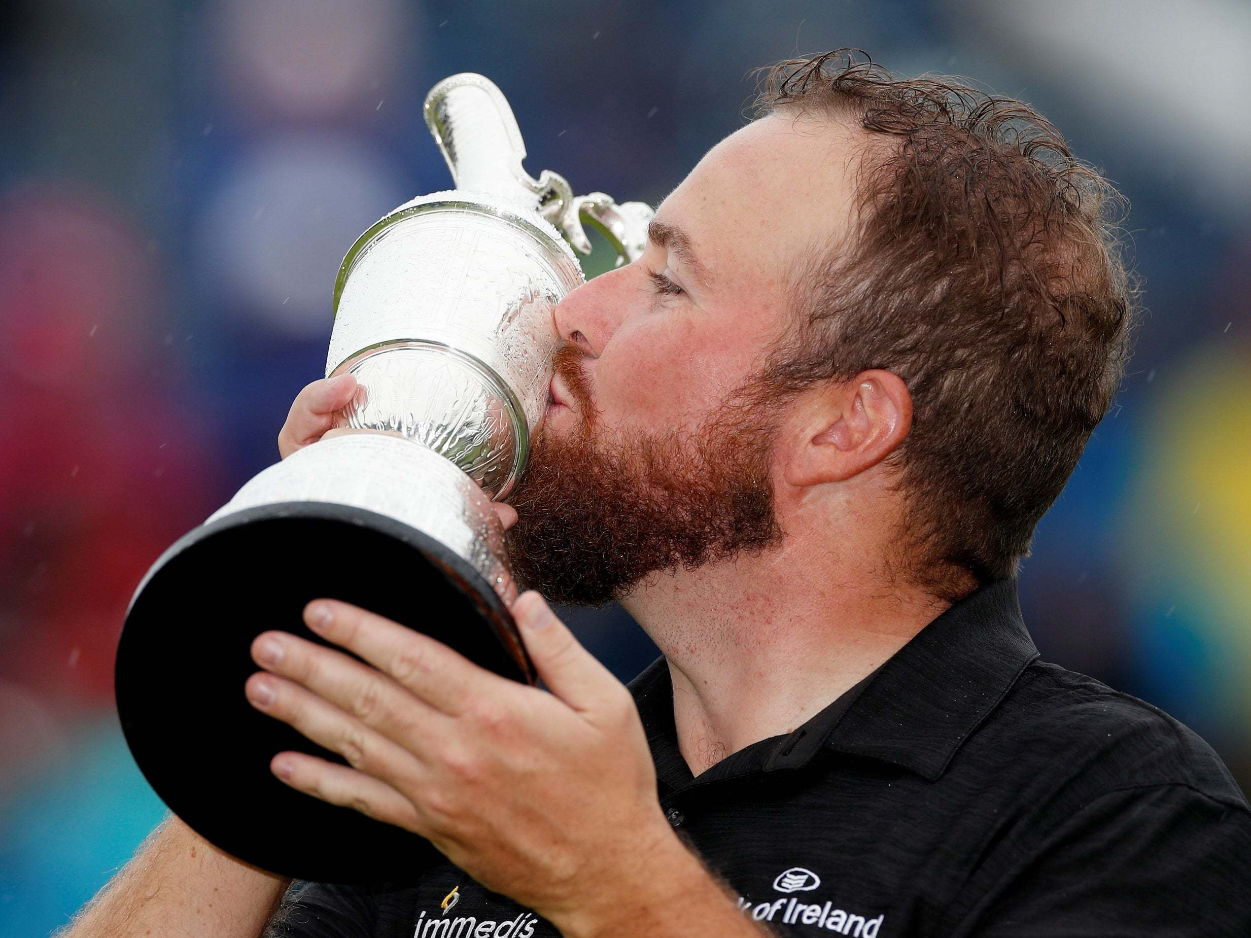 The Open 2019: Shane Lowry to give Claret Jug pride of place on his kitchen table following stunning victory | The Independent