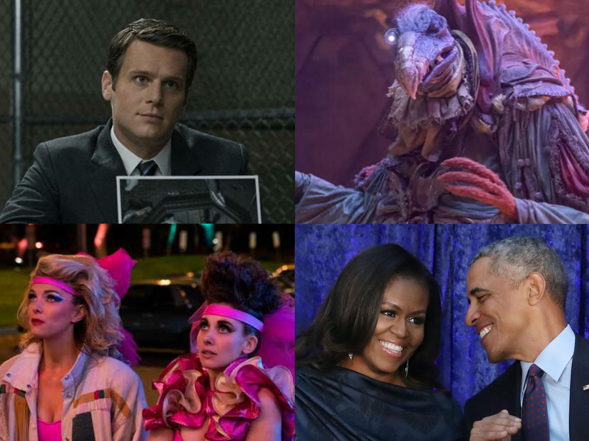 Netflix: Every movie and TV show joining in August, from Mindhunter and Glow to first Obamas film production