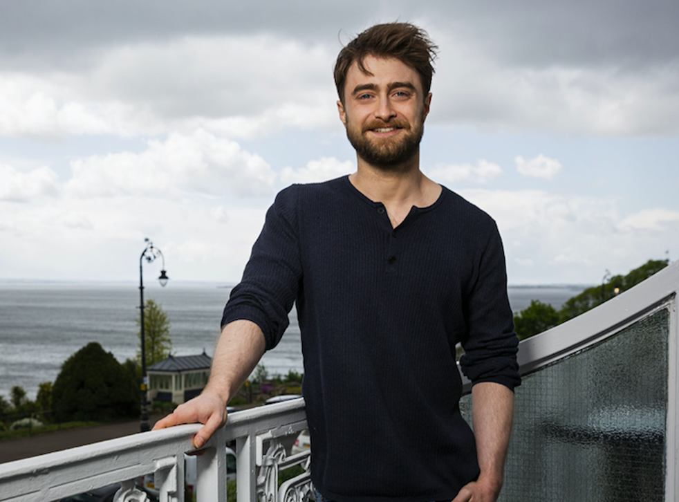 Radcliffe makes an emotional discovery about his great-grandfather