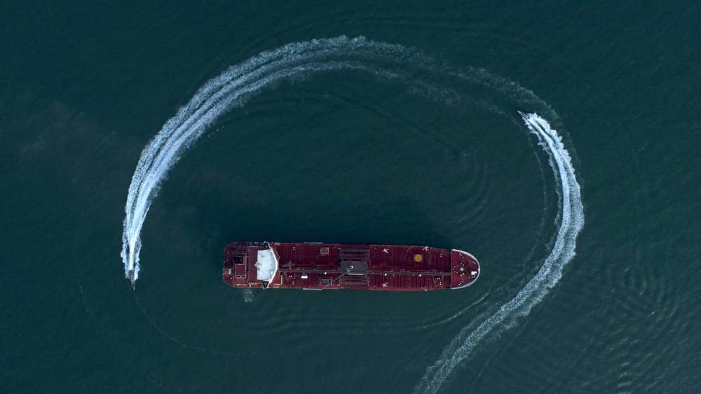 Iran to release crew of UK-flagged tanker, as Tehran's