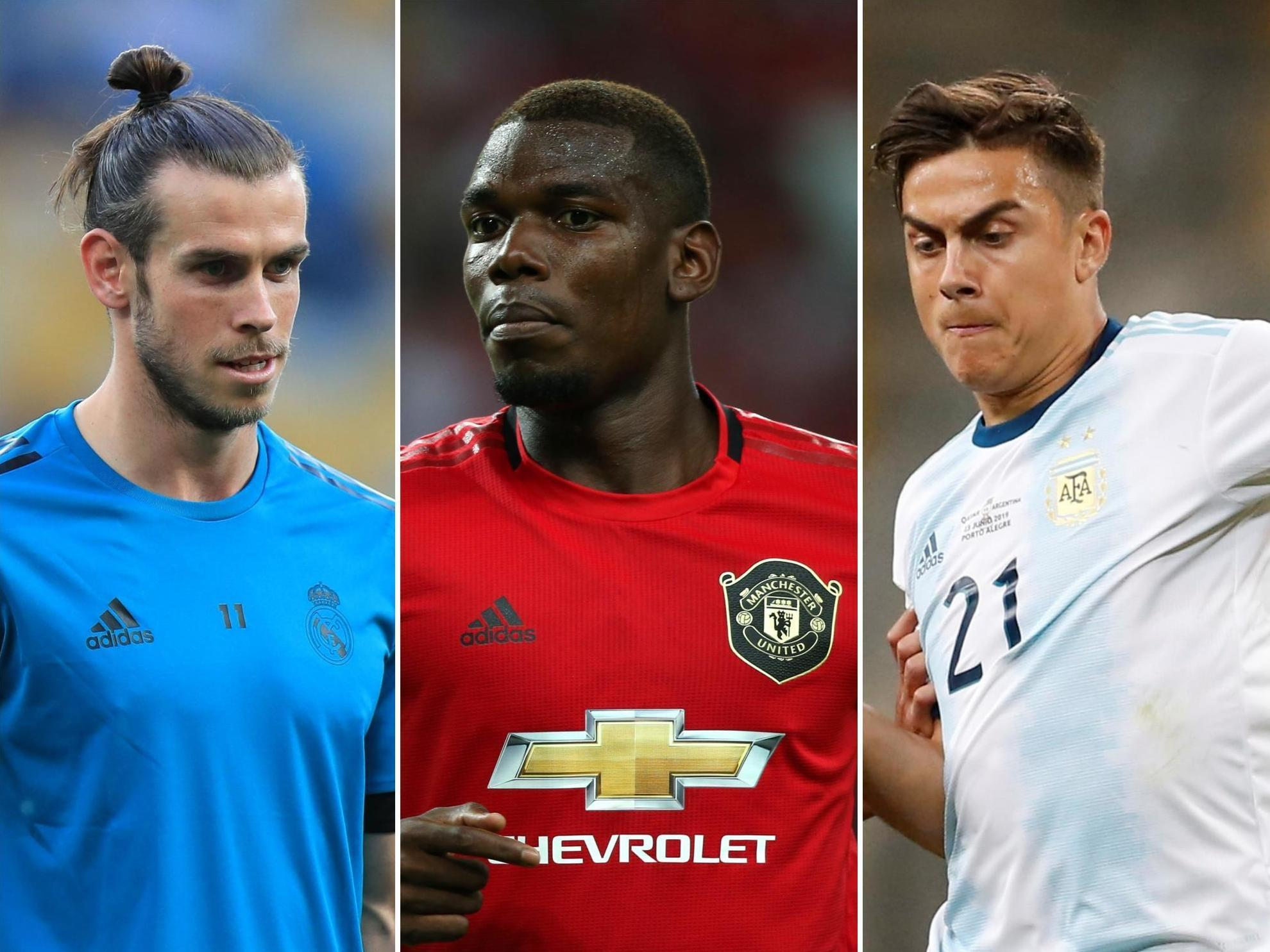 january transfer window 2019 rumours man utd