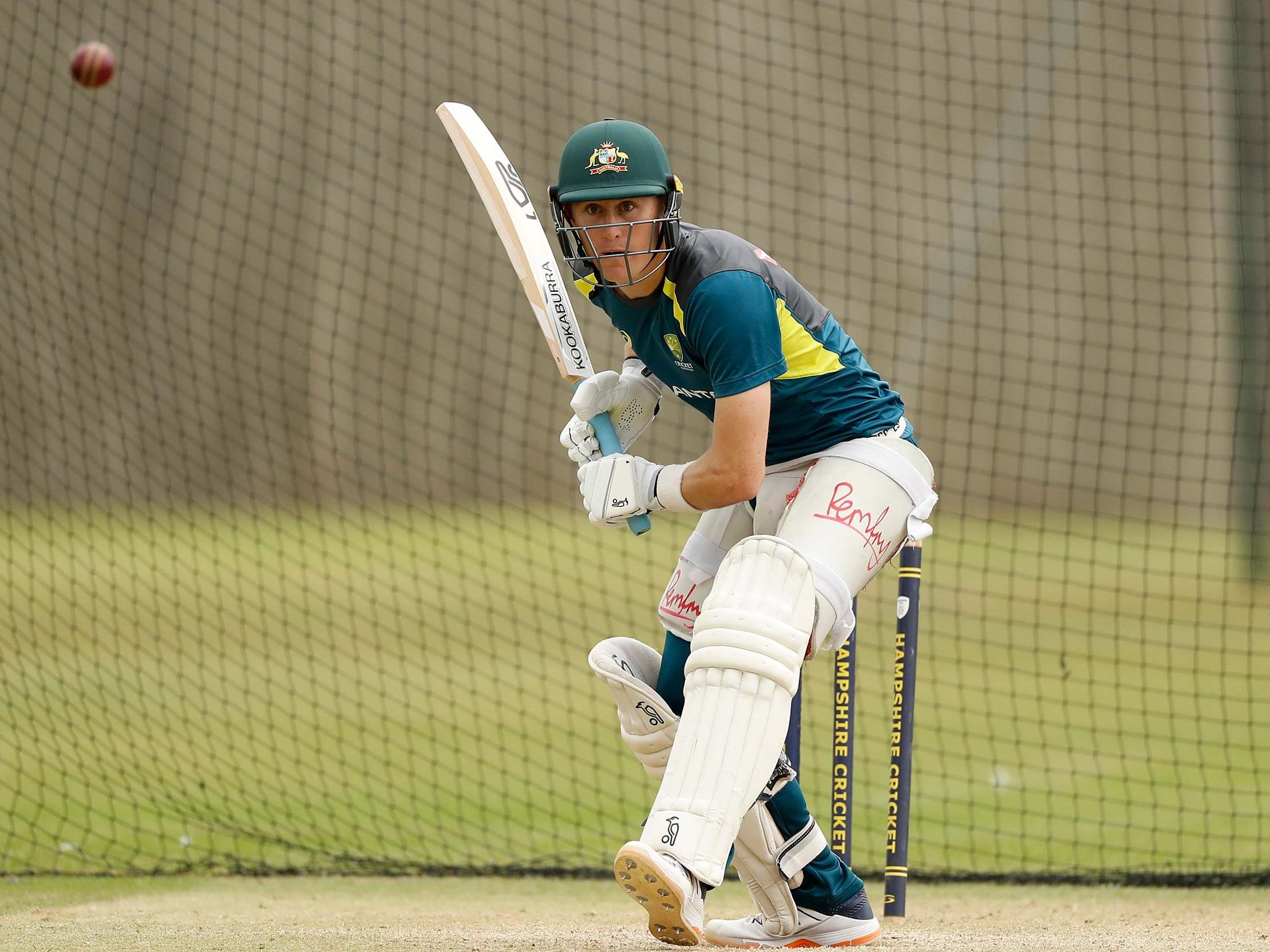 Marnus Labuschagne Australian Outsider Looks To Christianity To Provide Perspective On Cricket As Ashes Berth Beckons The Independent The Independent