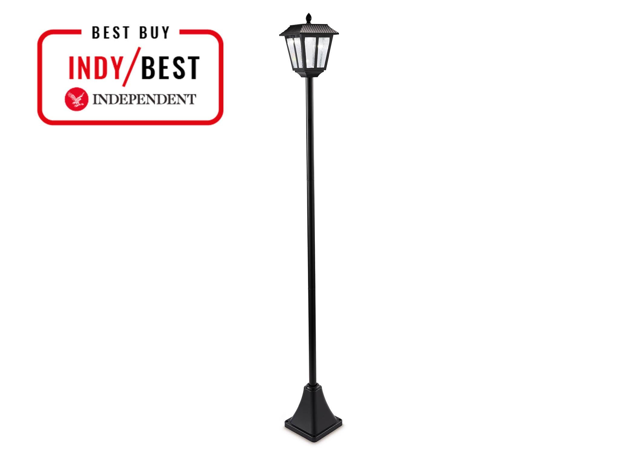 Best outdoor lights from solar to string and stake