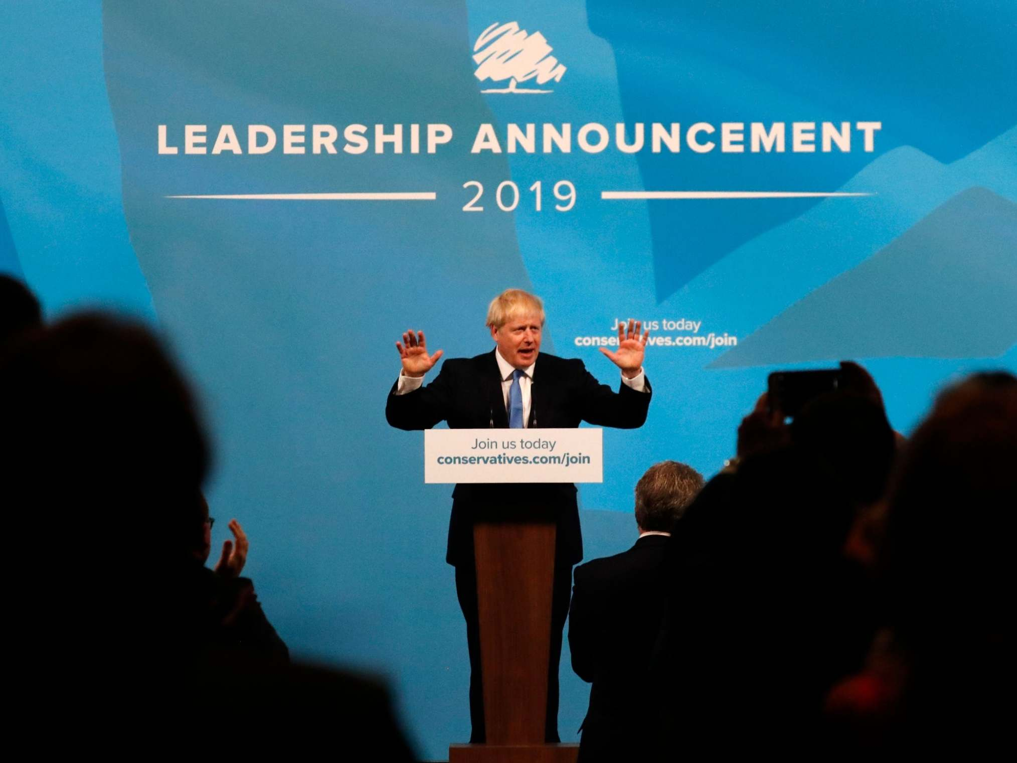 Boris Johnson news - live: New PM labelled 'racist liar' amid criticism at home, while Trump offers congratulations from US