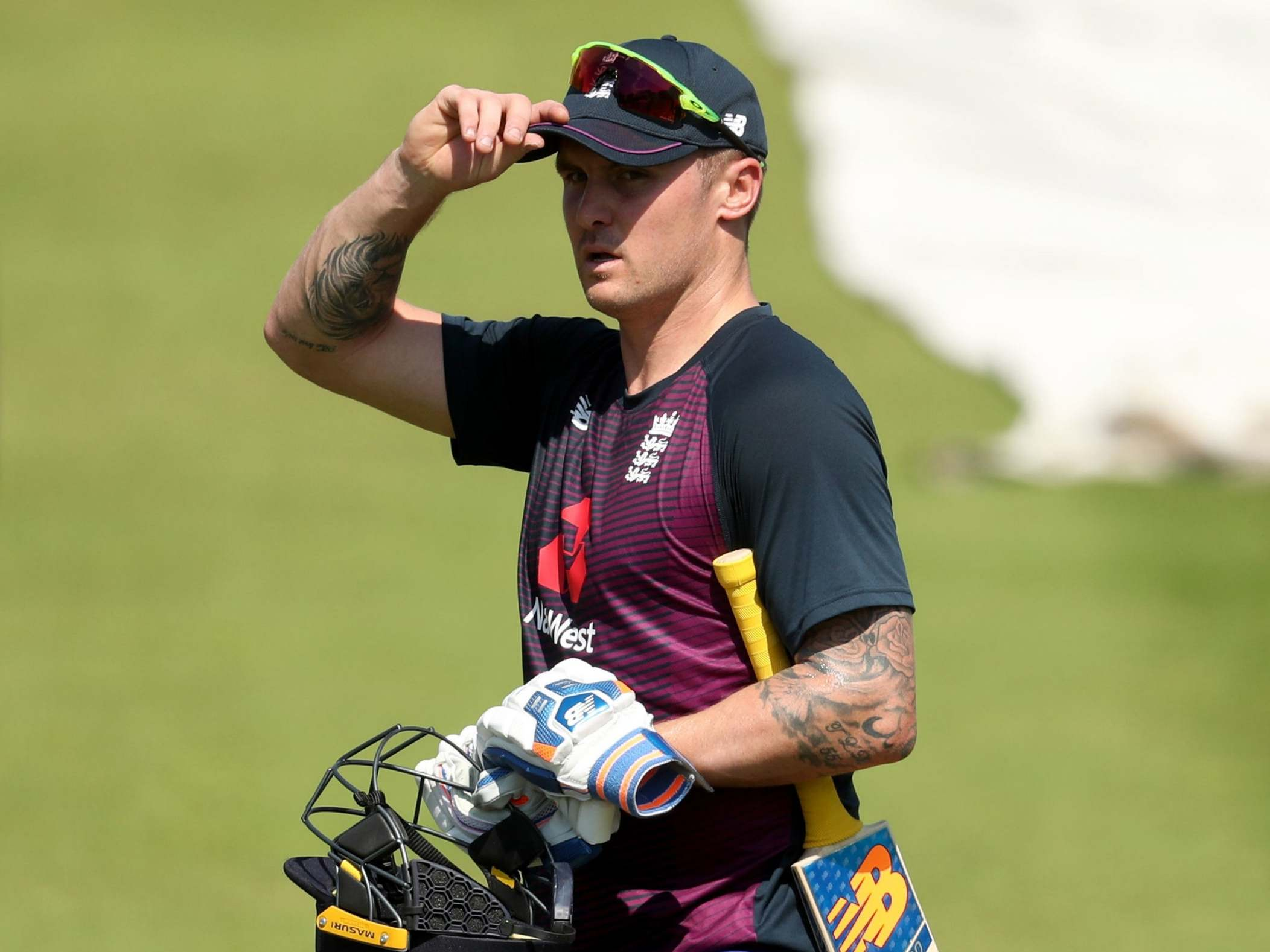 England vs Ireland: Jason Roy to make Test debut at Lord's alongside Olly Stone
