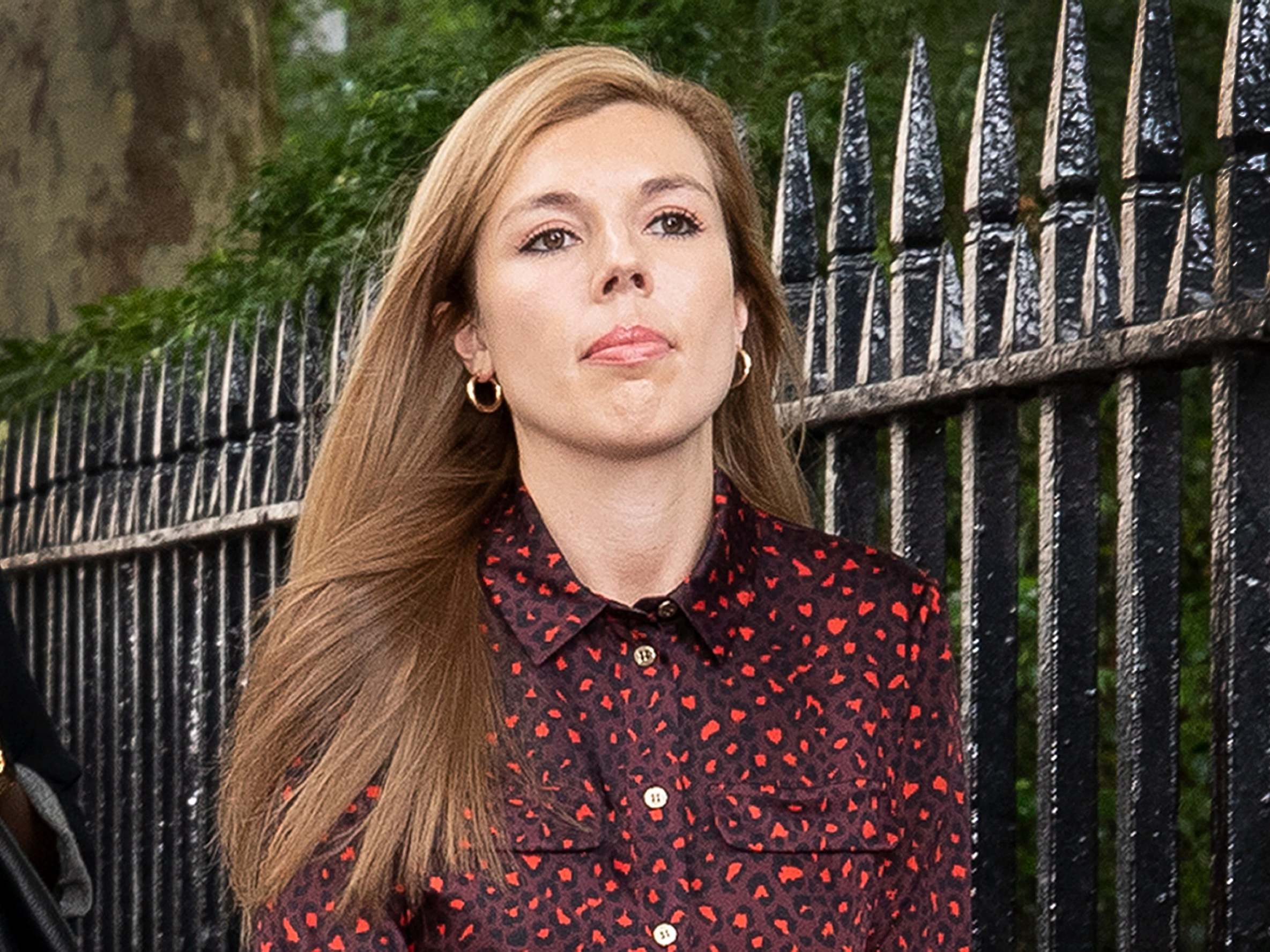 Carrie Symonds Who Is The Girlfriend Of Prime Minister Boris