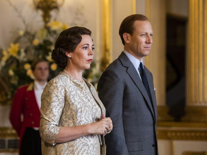 The Crown: Olivia Colman told she walks 'like a farmer' while preparing for Queen role