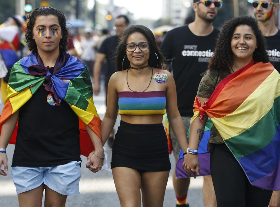 Brazil's LGBT+ community have it tough, but their struggle is only making them louder