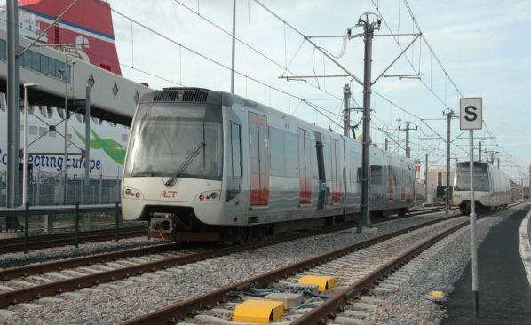 German rail firm tells passengers from Brussels to Hook of Holland t…