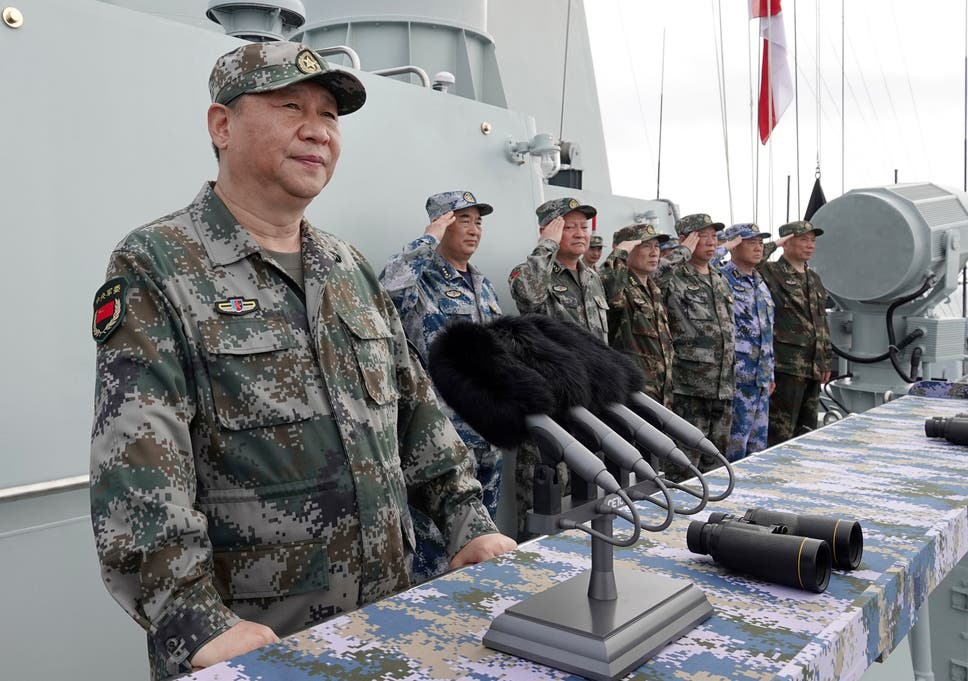 China 'ready to go to war' if Taiwan tries to gain