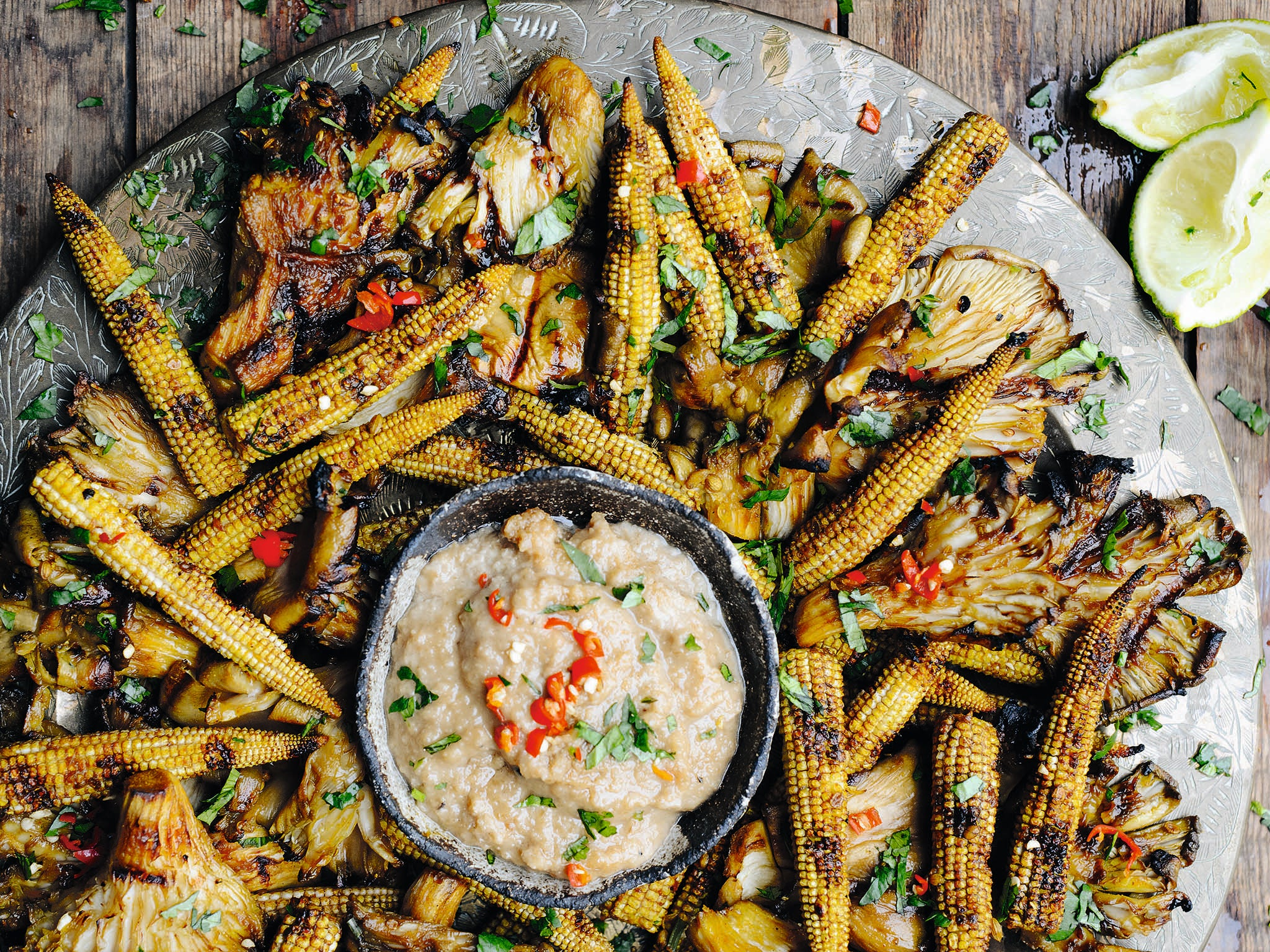 5 ways to cook with seasonal sweetcorn this August 1