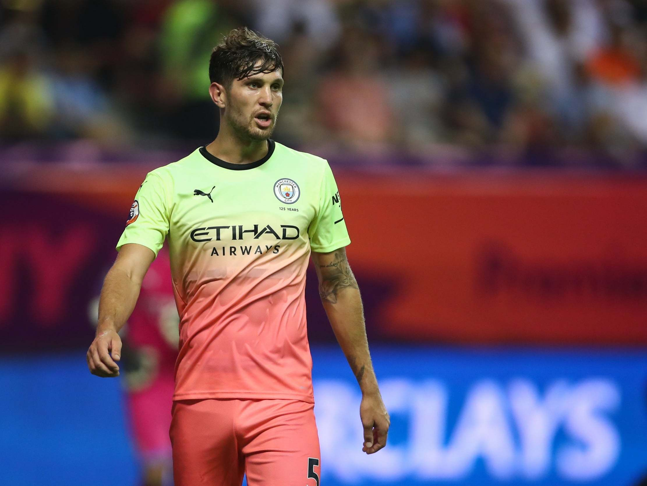 Manchester City news: John Stones ready to fight for first team place after disappointing end to season