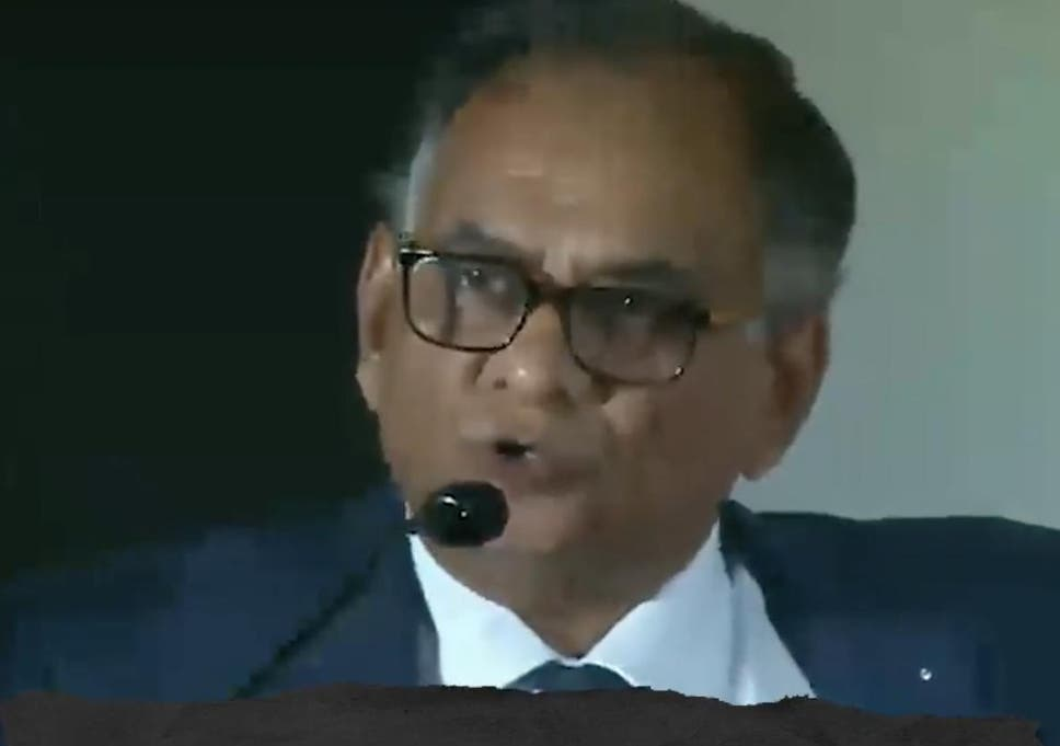 Indian judge goes viral with speech claiming upper-caste