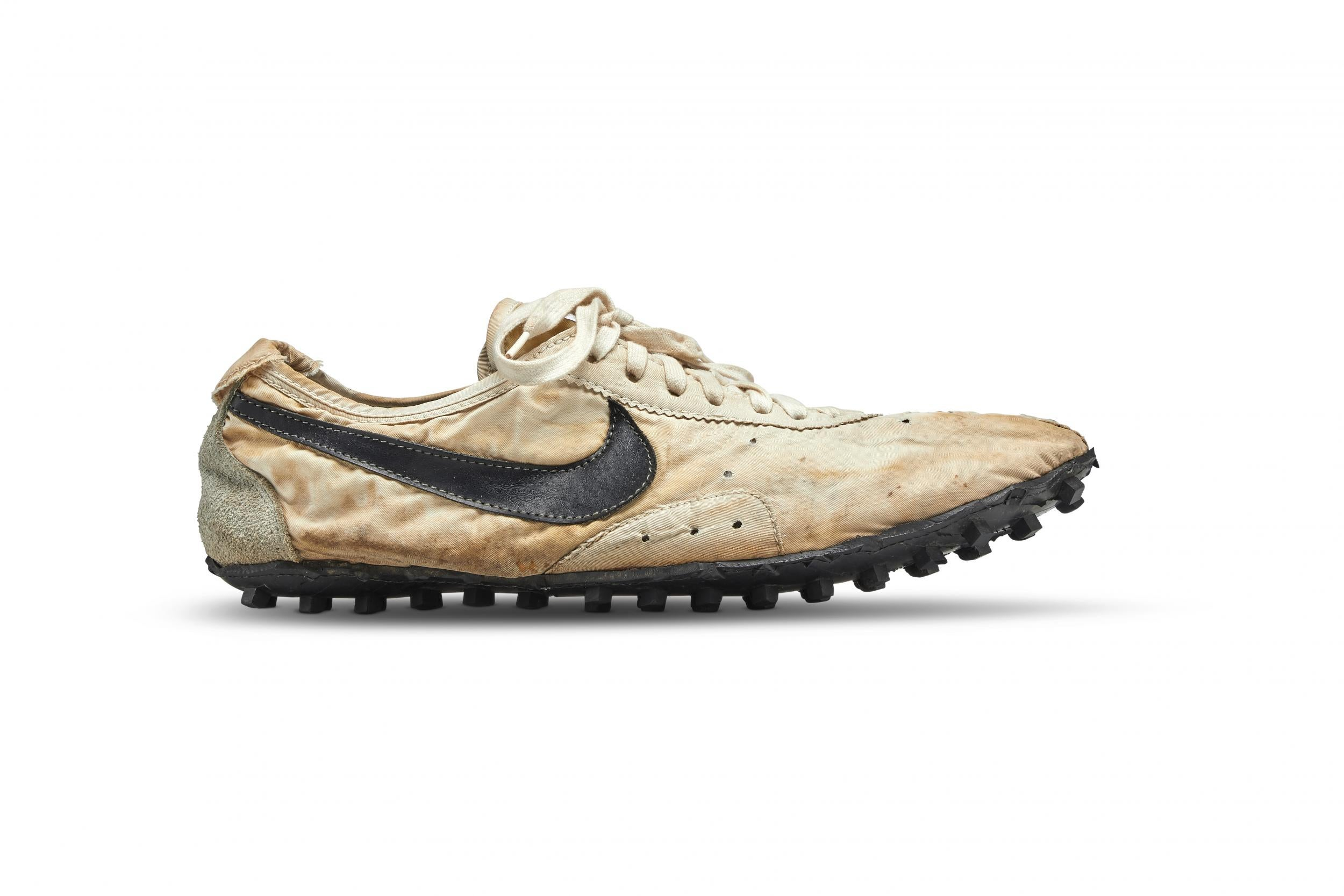 Nike Moon Shoe trainers break world auction record by