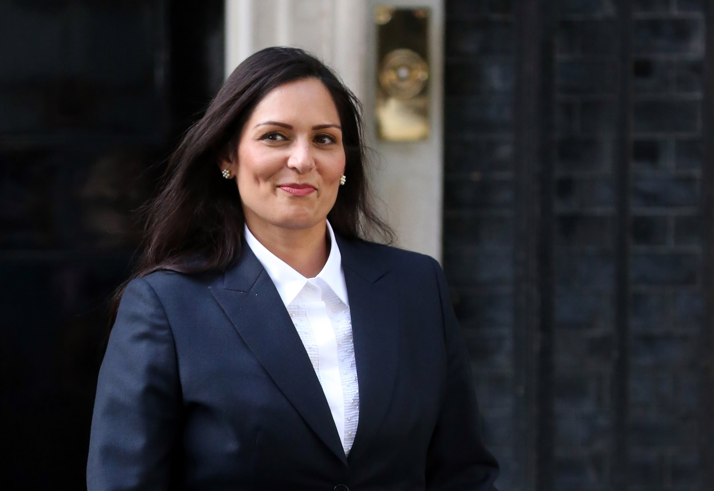 Priti Patel denies previous support for death penalty as she says she wants criminals to 'literally feel terror'