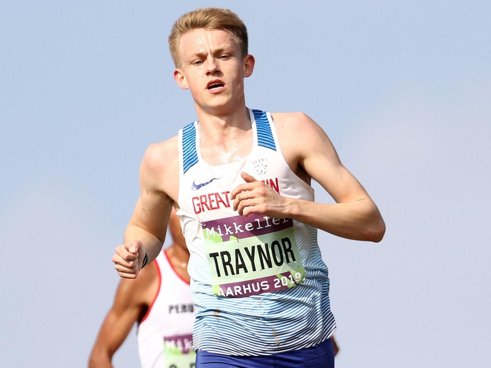 Luke Traynor: GB cross-country runner faces ban after testing positive for cocaine
