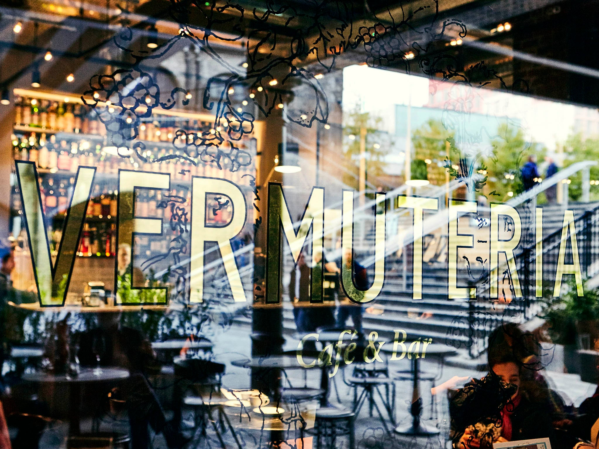 Vermuteria review: Don't judge a restaurant by its surroundings 1