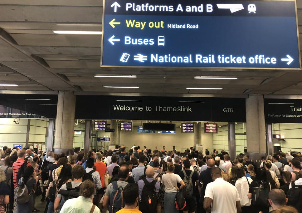 Thameslink: Misery to continue for passengers as Network Rail fails