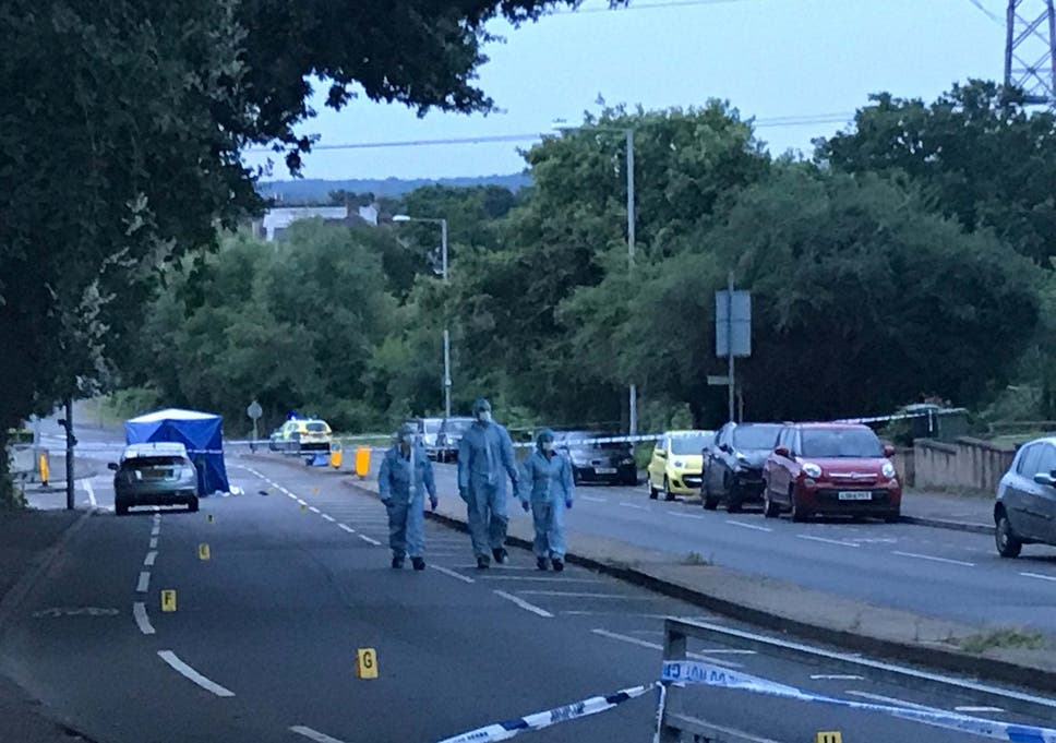 Man killed after being 'dragged under car for some distance
