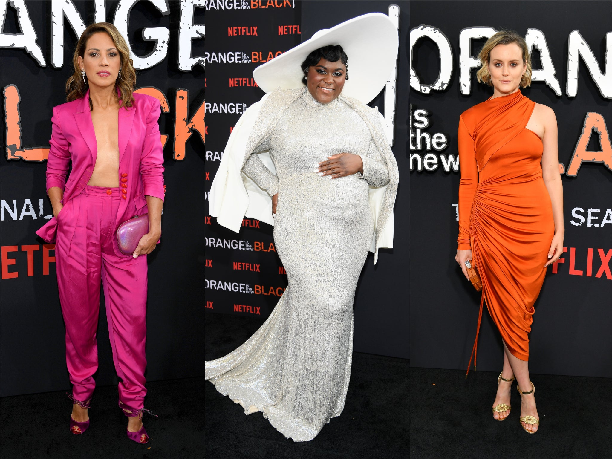 Orange Is The New Black: Best-dressed stars at season seven premiere