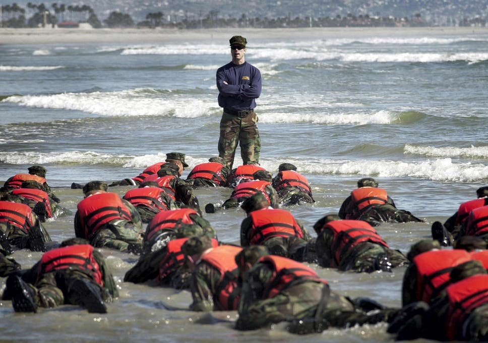 US Navy Seals platoon sent home from Iraq for drinking ...