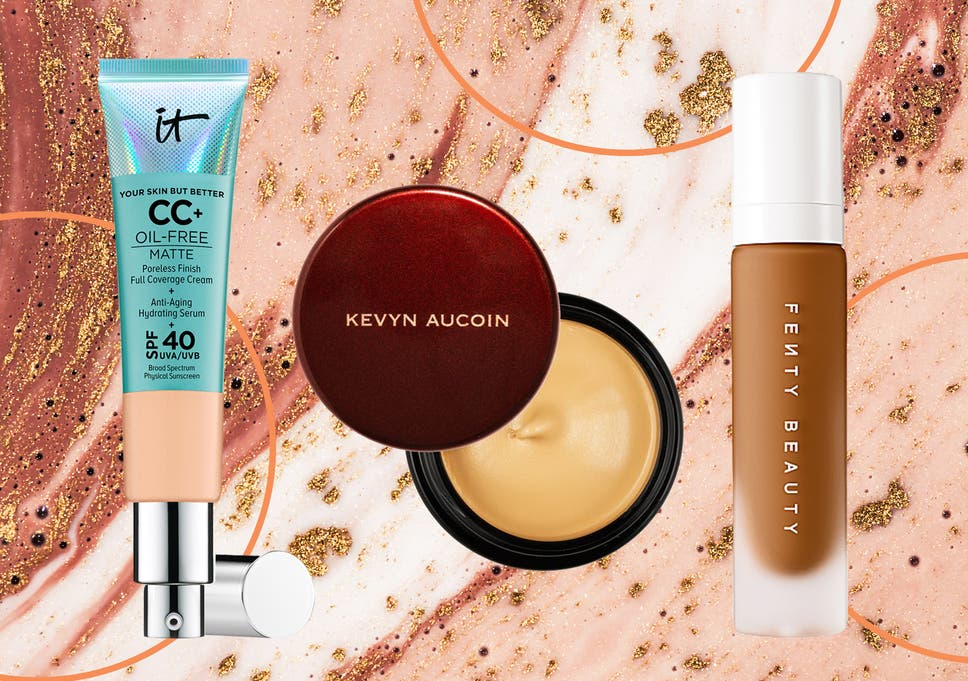 Best foundations for acne-prone skin: Powder and liquid formulas ...