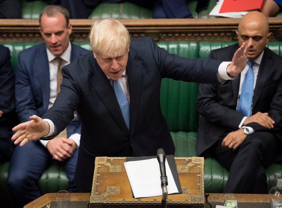 With so frail a grip on power, Johnson will struggle to pass any of the ambitious domestic programmes he unveiled last week